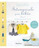 Livre Intemporels pour bébés - tome 2