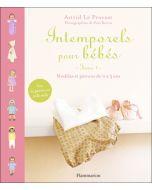 Livre Intemporels pour bébés - tome 1