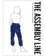 Patron couture Almost long trousers de The Assembly line