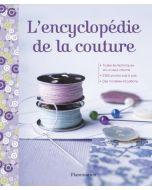 Livre L'encyclopédie de la couture