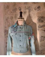 Patron de couture veste courte Rocket de Lot of Things Paris
