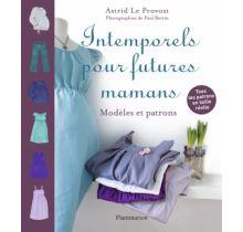 Livre Intemporels pour futures mamans