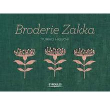 Livre Broderie Zakka