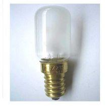 Ampoule à vis E14 220/240V pour machine à coudre 22x57mm