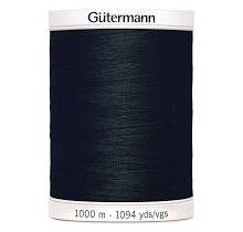 Fil à coudre Gütterman Polyester 1000m - 10 coloris au choix
