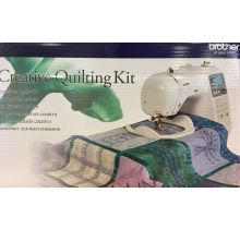 Kit Brother Quilting créatif QKM1