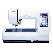 Machine à coudre et à broder Janome Memory Craft 9900