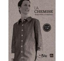 Patron couture La chemise d'Emilie Pouillot-Ferrand