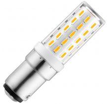 Ampoule LED à baïonnette BA15d pour machine à coudre
