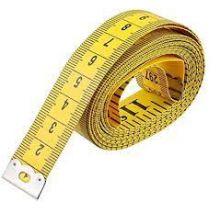 Mètre ruban 2m