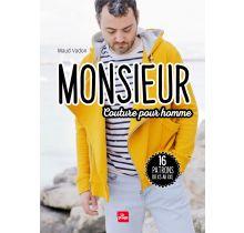 Livre Monsieur Couture pour homme