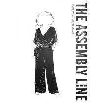 Patron couture Wide-Leg Jumpsuit The Assembly Line