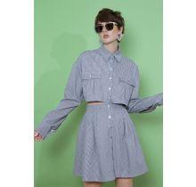 Patron DP Studio Robe/chemise ample 606 a et b