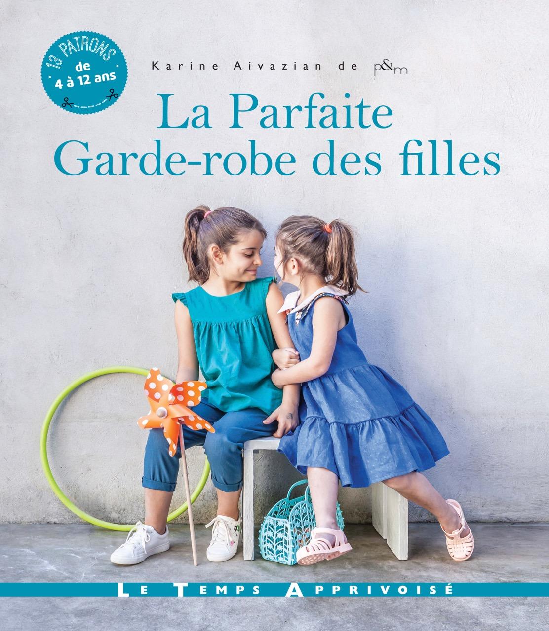 Livre Pour Coudre Pour Les Fillettes De 4 A 12 Ans La Maison