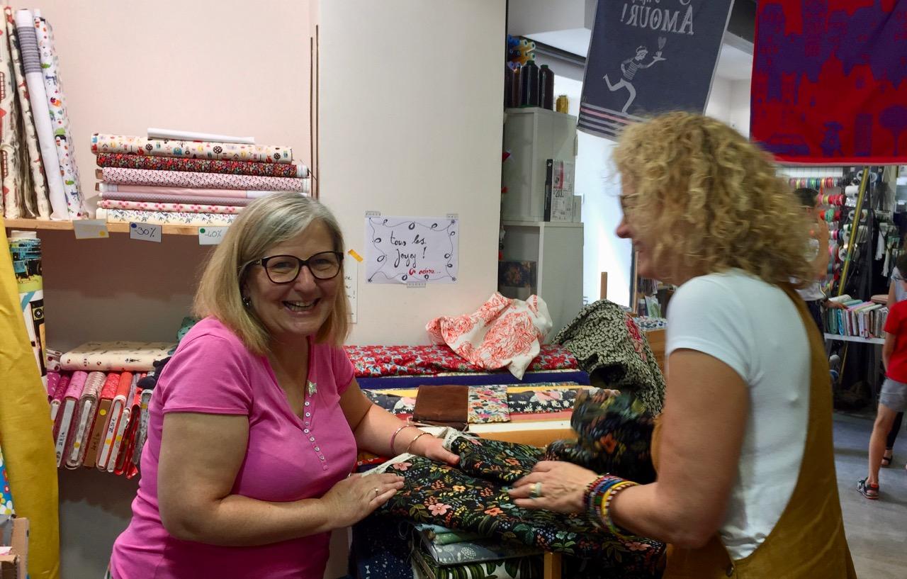 Nos clientes ont du talent #4 : Cathy, le fil sous toutes les coutures