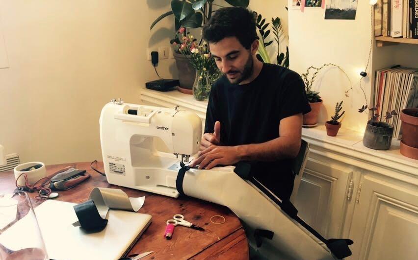 Les hommes et la couture : un hobby gratifiant, excitant et ressourçant