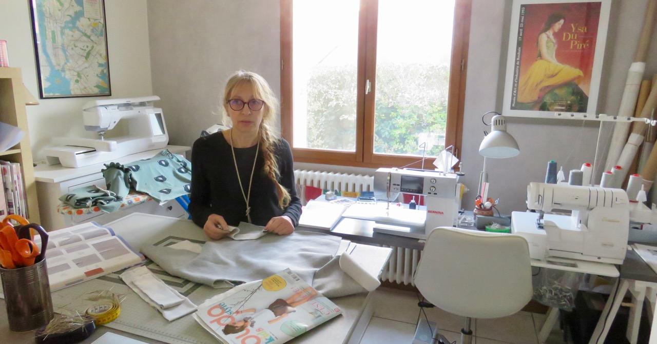 Nos clientes ont du talent #5 : Tina, de l'obligation par tradition à la couture passion