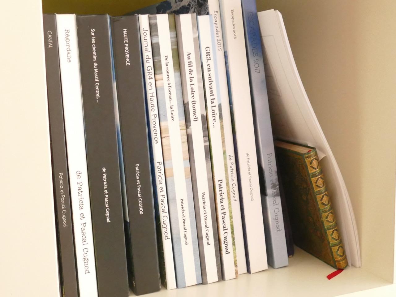 albums blurb randonnées