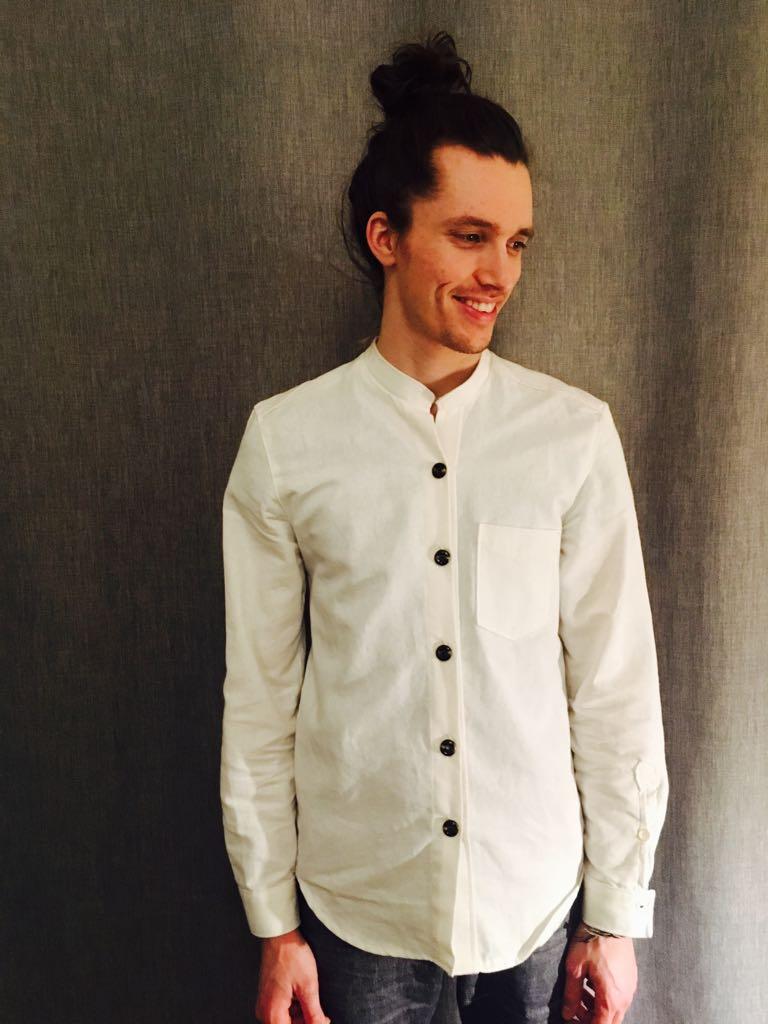 Chemise pour homme patron Maison Victor