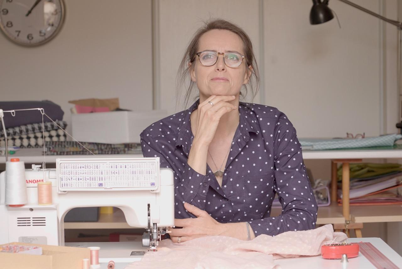 Cours de couture Grenoble Maison de la Couture Rozenn Saby