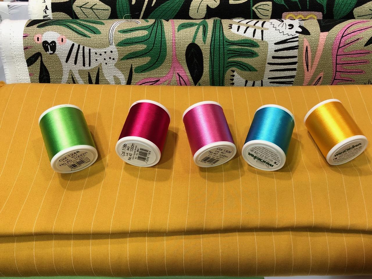 fils de broderie machine madeira la maison de la couture grenoble
