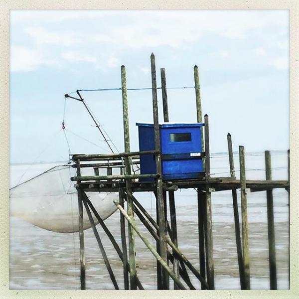 maisonette sur la plage